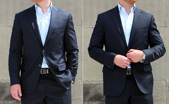 Men's Wearhouse Abboud Suit Review on Dappered.com