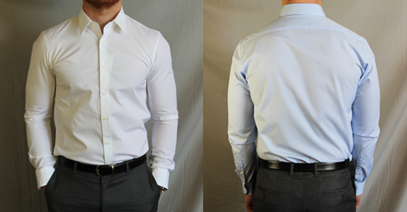 In Review: UNIQLO Easy Care Broadcloth Dress Shirts | Dappered.com