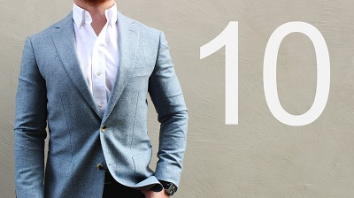10 Things I've Learned over the Last Decade of Dressing Well | Dappered.com