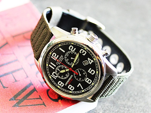 Citizen Field Chrono