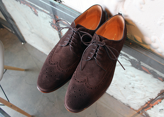 New Republic by Mark McNairy Lace-Ups