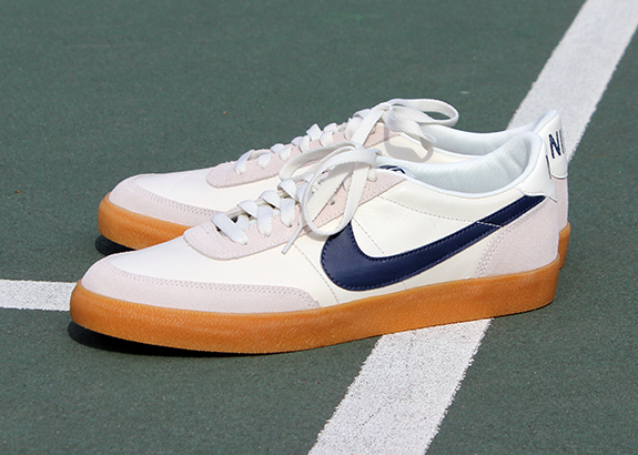 In Review: The J. Crew Nike Killshot (2017 Version) | Dappered.com