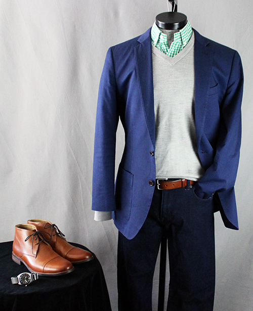 How To Wear It: The Bright Blue (not Navy) Sportcoat   Dappered.com