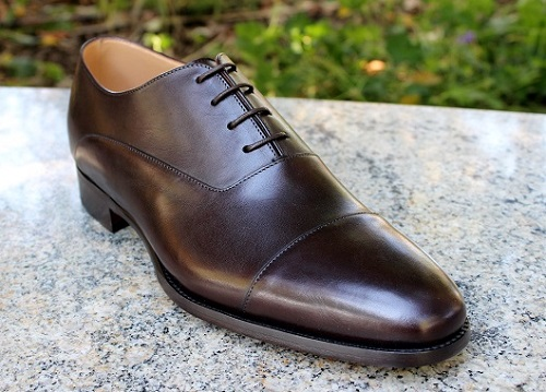 Jack Erwin Joe Cap Toe Oxford
