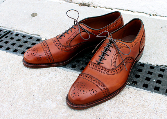 Allen Edmonds Strands