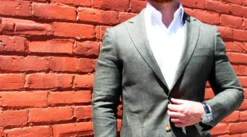 How to Dress Really Well when it's Really Hot