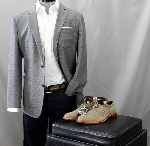 How To Wear It: Light Colored Suede Shoes | Dappered.com