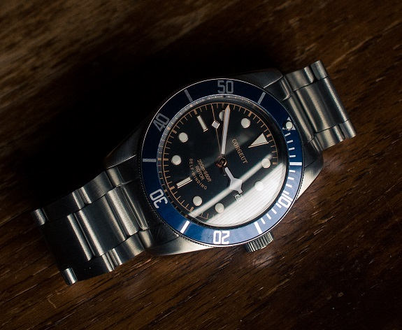 In Review: The Corgeut Automatic Dive Watch Tudor Homage | Dappered.com