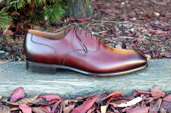 In Review: The New Spier and Mackay Goodyear Welted Shoes | Dappered.com