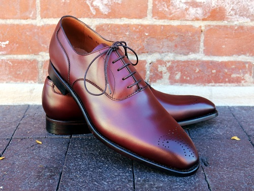 Spier & Mackay Made in Portugal Goodyear Welted Shoes