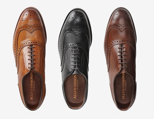 McAllister Wingtip Oxford