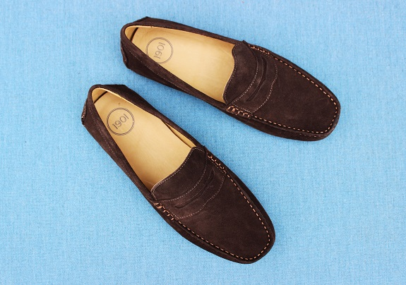 1901 Bermuda Penny Loafer / Driving Moc