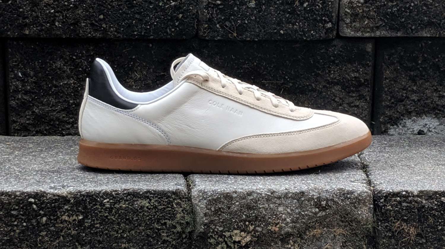 The Cole Haan Grand Pro Turf Sneaker