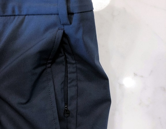 In Review: The Hill City Everyday Tech Pant in Athletic Slim Fit   Dappered.com