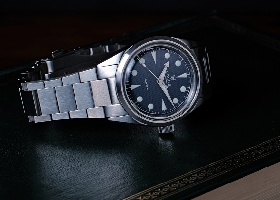 In Review: The Lorier Falcon Series II Automatic Watch
