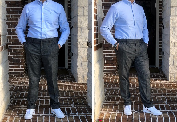 In Review: The Banana Republic WFH Pant