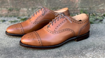 In Review: Grant Stone Fairfield Oxfords