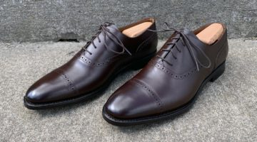 In Review: Spier & Mackay Brogue Cap Toe Balmoral Dress Shoes