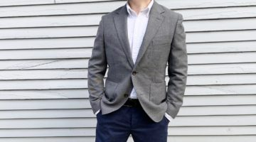 In Review: The Bonobos Unconstructed Italian Wool Blazer