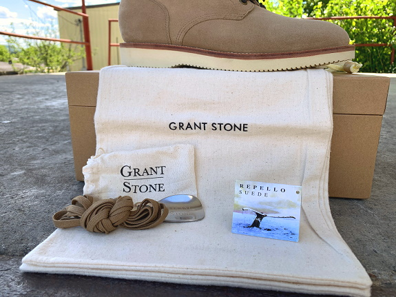 In Review: Grant Stone Diesel Boots in Suede