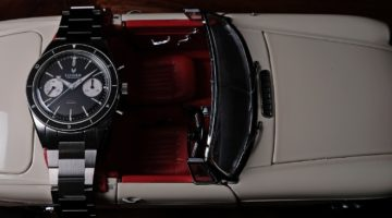 In Review: The Lorier Gemini Mechanical Chronograph