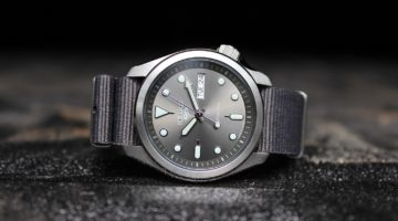 In Review: The Seiko 5 Sports SRPE Automatic Watch