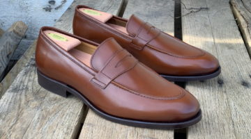 In Review: Jack Erwin Shoes – The Luke II Loafers