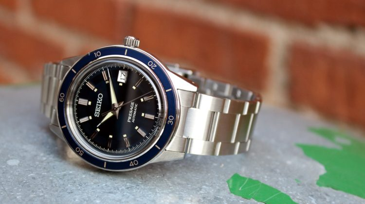 In Review (and win it): The Seiko Presage Style 60's Automatic Watch